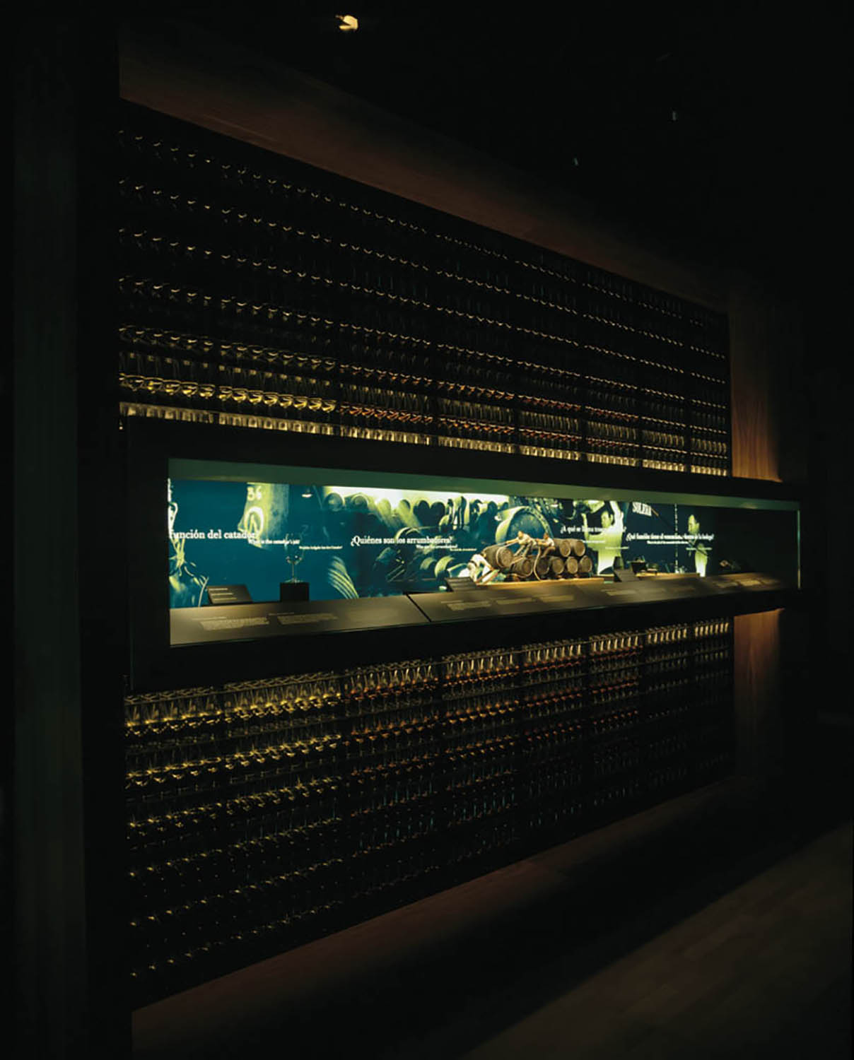 """Wine Museum """"The Mystery of Jerez"""". Spain"""