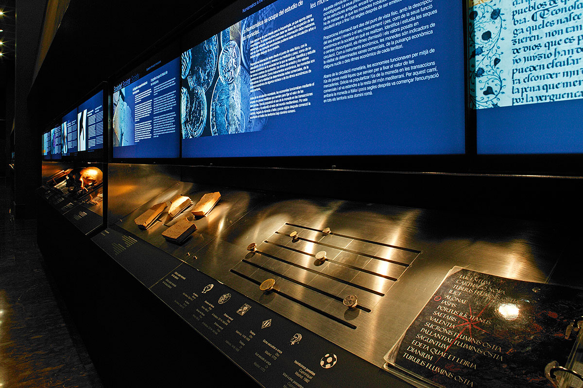 Archaeology Museum of Alicante. Spain