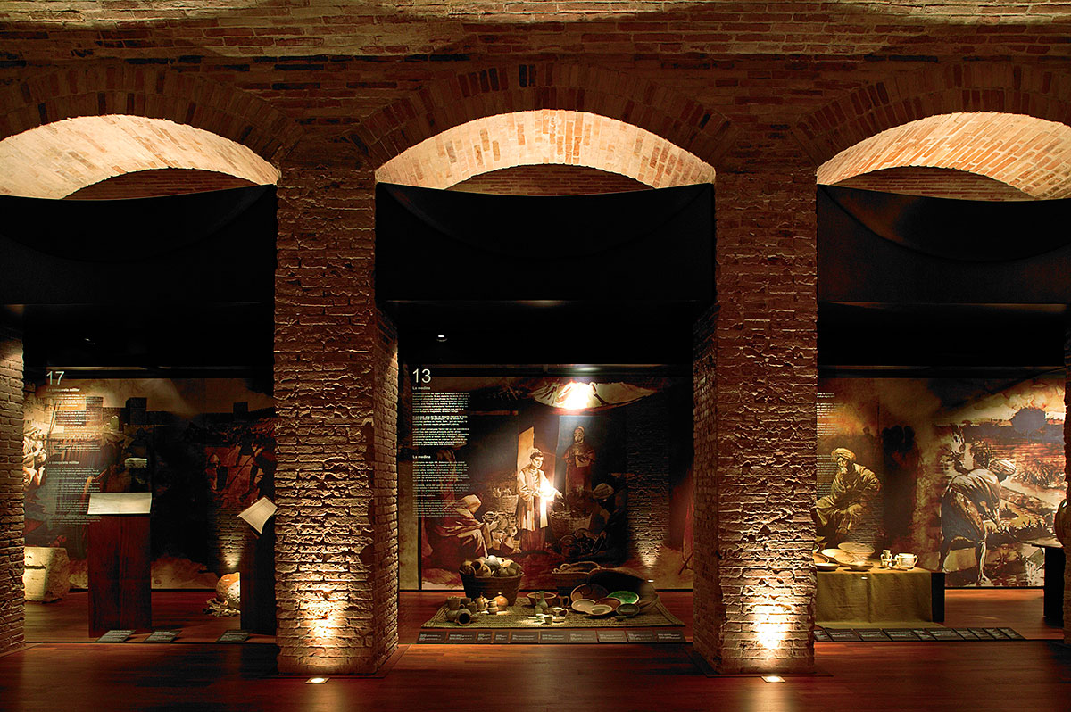 Museum of History of Valencia. Spain